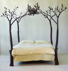 Iron Rod Bed Frame Outstanding Bed Frame Vintage Wrought Iron Xnlhbev Pertaining To