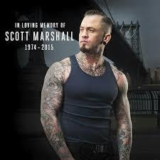 tattoo nightmares season 4 rip scott marshall he was the season 4 winner of ink master and he