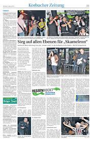 Vg Bad Marienberg Review Skameleon Live Im Jugendbahnhof Bad Marienberg Skameleon