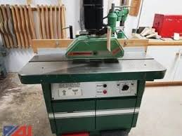 table saw power feeder day 2 woodworking industrial auction 8084 8 bp in rochester new