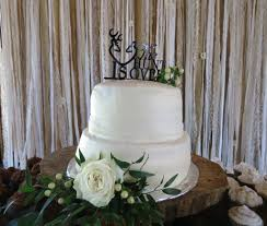 wedding decorations rentals rustic cake and dessert table coldwater gardens milton fl