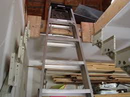folding garage attic stairs image of drop down loversiq