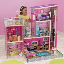 Doll House Furniture Target Idea Alluring Kidkraft Dollhouse For Kids Toys Ideas
