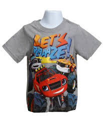 monster trucks for kids blaze toddler blaze and the monster trucks lets blaze t shirt
