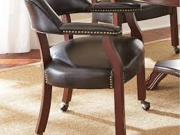 kitchen chairs beige leather dining chair best theme
