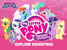 my pony celebration android apps on play