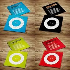 Business Cards Mini 11 Mini Business Cards Examples U2013 Design Freebies