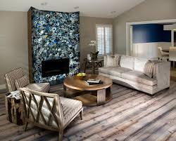 how an interior designer uses led stone backlighting