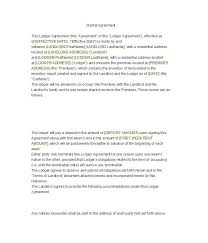 rental renewal form landlord tenant notices u2013 rental property