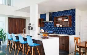 mid century modern walnut kitchen cabinets a mid century condo kitchen makeover home