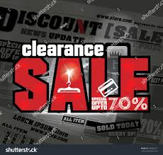 ads design clearance sale icon web stock vector 497605477