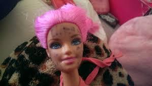 barbie remove permanent marker