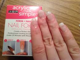 acrylic nails in under 10 minutes youtube