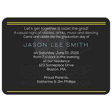 graduation invite tech graduation invitation