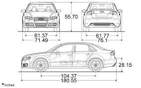 audi rs4 review 2006 2005 audi rs4 specifications and technical data
