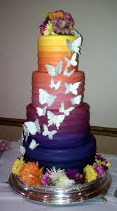 Halloween Themed Wedding Cakes 294 Best Whimsical Wedding Cakes Images On Pinterest Whimsical