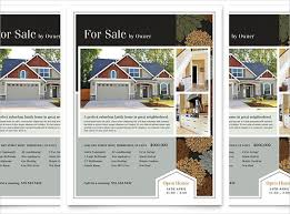 free real estate flyer template 17 free download real estate flyer