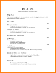 How To Do A Job Resume by Endearing How To Do A Basic Resume Wondrous Resume Cv Cover Letter