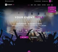 jf event up 2015 joomla templates