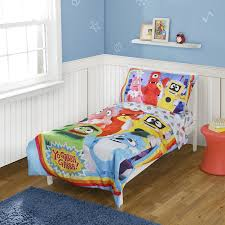 Amazon Com Comforter Bed Set by Yo Gabba Gabba Bedding Full Size Ktactical Decoration