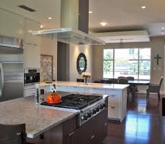 kitchen island extractor fan home decoration ideas