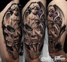 100 dark angel tattoo angel wings tattoo ideas tattoomagz