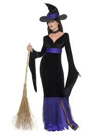 Women U0027s Glamorous Witch Costume