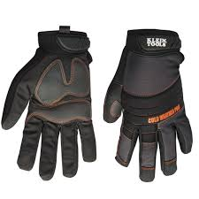 Home Depot Pro Extra by Klein Tools Extra Large Journeyman Cold Weather Pro Gloves 40213