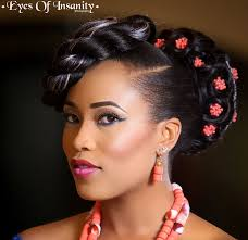 nigeria wedding hair style 41 wedding hairstyle ideas for new brides page 14 of 42 fpn