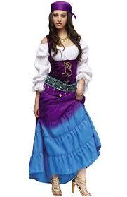 Gypsy Halloween Costume Gypsy Moon Costume Purecostumes