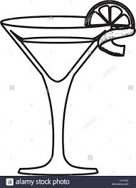 cocktail clipart black and white cocktail glass vectors stock photos u0026 cocktail glass vectors stock