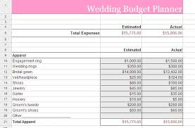 wedding planning on a budget business cost analysis template wedding budget planner business