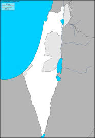 Map Of The Middle East Quiz by Places In Israel Quiz By Deebic021
