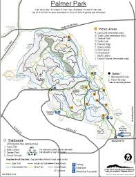 Maps Colorado Springs by Mountain Bikes Colorado Palmer Park