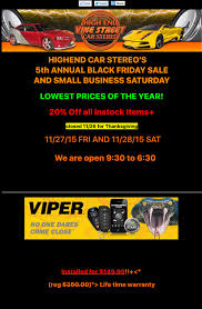 car sales black friday remote start systems high end car stereos u0026 alarms page 4