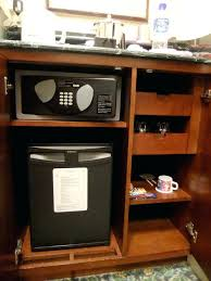 mini fridge cabinet storage the mini shelf supreme adjustable