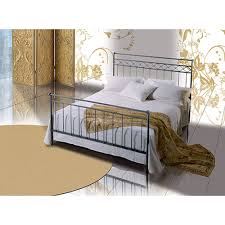 small double wrought iron beds