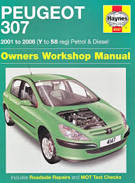 peugeot 3007 for sale peugeot 307 petrol and diesel owners workshop manual 2001 to 2008