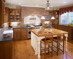 brick tile kitchen backsplash brick tile backsplash houzz