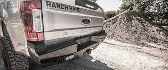 ranch hand truck accessories protect your truck