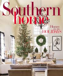 splendid sass southern home magazine christmas issue