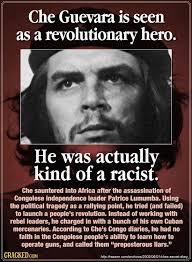 Cuba Meme - alt right fascist memes spread lies about che guevara