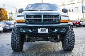 Dodge Durango Truck - lifted 1999 dodge durango 4x4 northwest motorsport