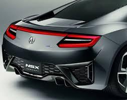 honda supercar concept acura nsx hybrid concept car u2013 u201ca supercar worthy of tony stark