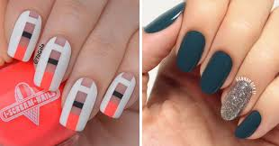 super simple nail art ideas