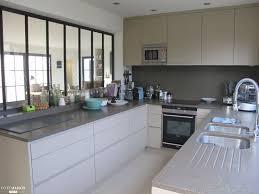 modele de cuisine en u plan cuisine en u excellent awesome gorgeous plan maison en u