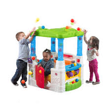 Step 2 Nice And Tidy Cottage by Climbers U0026 Playhouses Outdoor Play Toys Toys Kohl U0027s