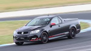 holden car truck limited edition 2017 holden commodore pick up youtube