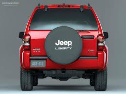 jeep compass rear interior jeep cherokee liberty specs 2005 2006 2007 autoevolution