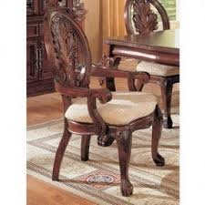 Traditional Dining Room Set Cherry Finish Dining Room Set Foter